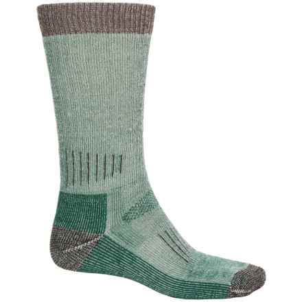 SmartWool Midweight Hunting Socks - Merino Wool, Mid Calf (For Men and Women) in Loden - Closeouts