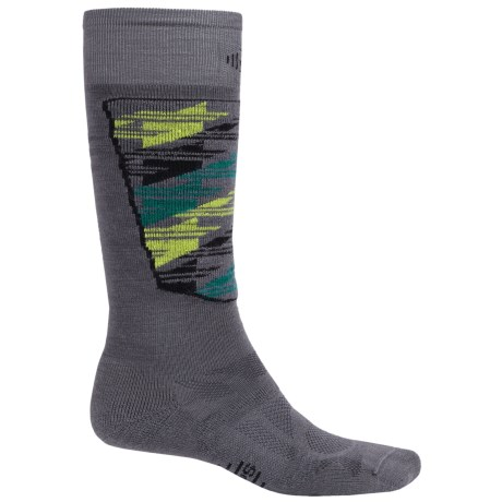 SmartWool Midweight Ski Socks - Merino Wool, Over the Calf (For Men and Women)