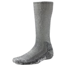 SmartWool Mountaineer Hiking Socks (For Men and Women) in Navy - 2nds