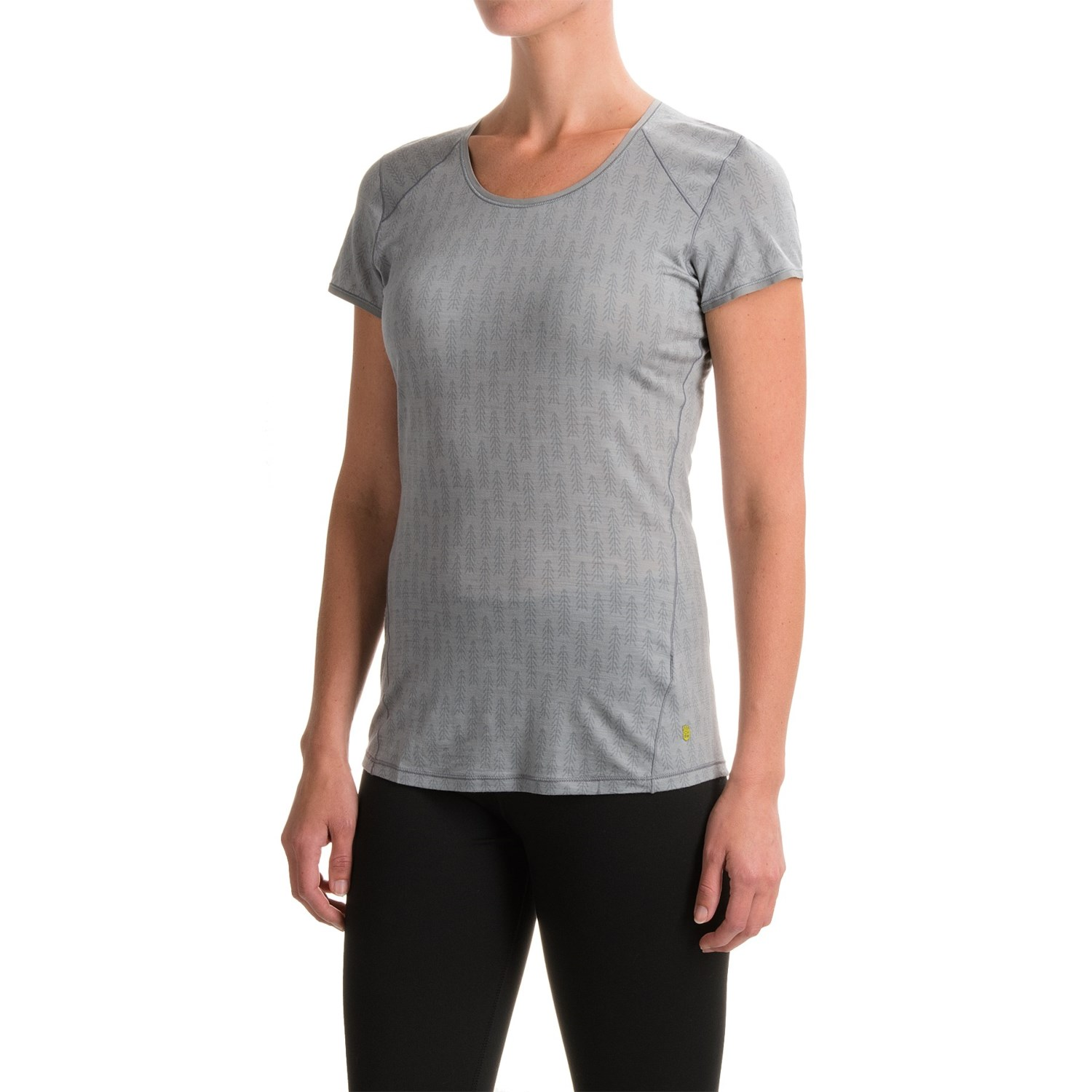 Smartwool nts 150 t shirt for women for Merino wool shirt womens