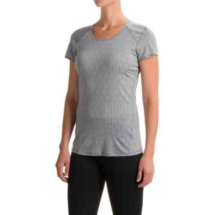 SmartWool NTS 150 T-Shirt - Merino Wool, Short Sleeve (For Women) in Alloy - Closeouts