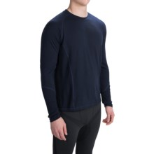 SmartWool NTS 195 Base Layer Top - Merino Wool, Crew, Long Sleeve (For Men) in Navy - Closeouts
