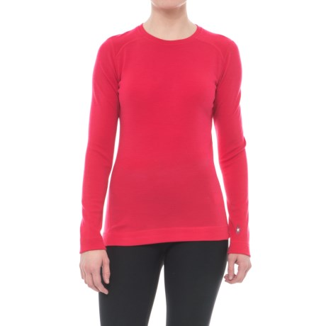 SmartWool NTS 250 Base Layer Top - Merino Wool, Crew Neck, Long Sleeve (For Women)