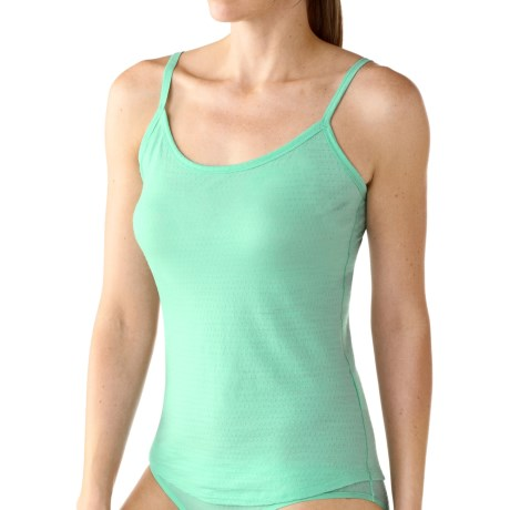 SmartWool NTS Microweight Camisole - Merino Wool (For Women) in Mint