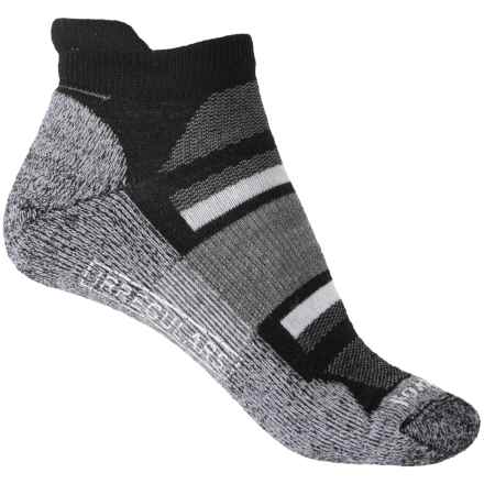 SmartWool Outdoor Advanced Light Micro Socks - Merino Wool, Ankle (For Women) in Black - 2nds