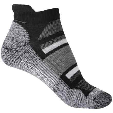 SmartWool Outdoor Advanced Light Micro Socks - Merino Wool, Ankle (For Women) in Black - 2nds