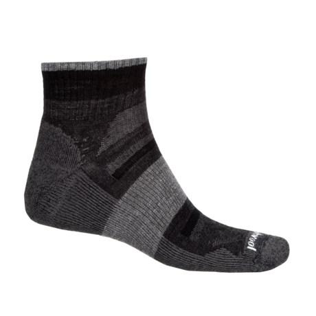 SmartWool Outdoor Advanced Socks - Merino Wool, Ankle (For Men) in Charcoal