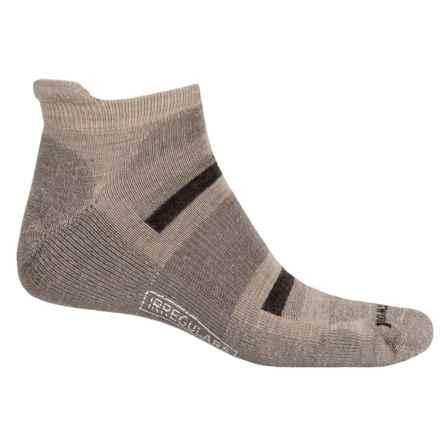 SmartWool Outdoor Advanced Socks - Merino Wool, Below the Ankle (For Men) in Oatmeal - 2nds