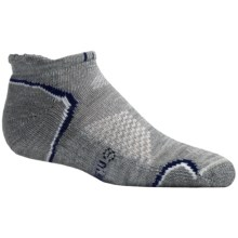 SmartWool Outdoor Light Micro Socks - Merino Wool (For Kids and Youth) in Grey - 2nds