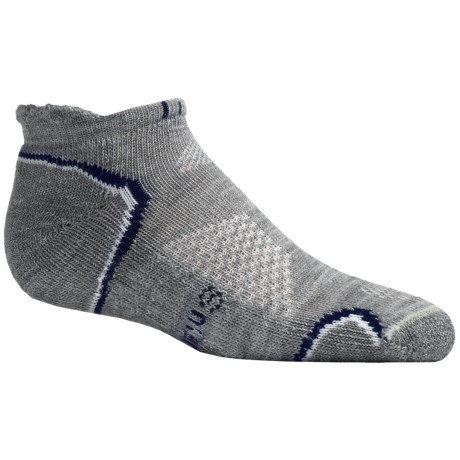 SmartWool Outdoor Light Micro Socks - Merino Wool (For Kids and Youth) in Stone