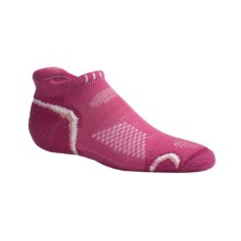 SmartWool Outdoor Light Micro Socks - Merino Wool (For Kids and Youth) in Peony - 2nds