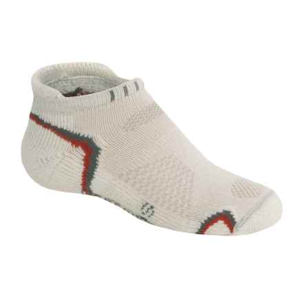 SmartWool Outdoor Light Micro Socks - Merino Wool (For Kids and Youth) in Stone - 2nds