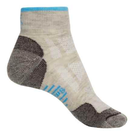 SmartWool Outdoor Sport Light Mini Socks - Merino Wool, Ankle (For Women) in Oatmeal - Closeouts