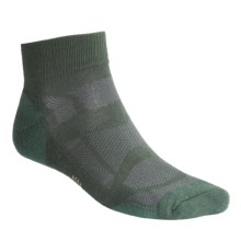 SmartWool Outdoor Sport Light Socks - Merino Wool, Ankle (For Men) in Forest - Closeouts