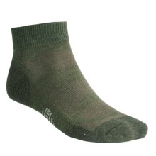 SmartWool Outdoor Sport Light Socks - Merino Wool, Ankle (For Men) in Loden - Closeouts