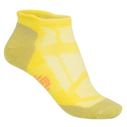 SmartWool Outdoor Sport Light Socks - Merino Wool, Below-the-Ankle (For Women) in Lemon