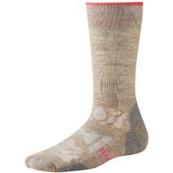 SmartWool Outdoor Sport Light Socks - Merino Wool, Crew (For Women) in Oatmeal