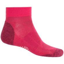 SmartWool Outdoor Sport Light Socks - Merino Wool, Crew (For Women) in Punch - Closeouts