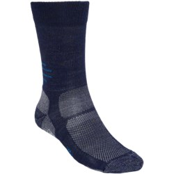 SmartWool Outdoor Sport Light Socks - Merino Wool, Lightweight, Crew (For Men and Women) in Navy