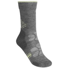 SmartWool Outdoor Sport Light Socks - Merino Wool, Lightweight, Crew (For Women) in Medium Grey - 2nds