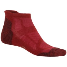 SmartWool Outdoor Sport Micro Socks - Merino Wool, Lightweight, Below the Ankle (For Men and Women) in Clay - 2nds