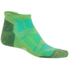 SmartWool Outdoor Sport Micro Socks - Merino Wool, Lightweight, Below the Ankle (For Men and Women) in Leaf - 2nds