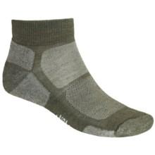 SmartWool Outdoor Sport Mini Socks - Lightweight, Merino Wool (For Men and Women) in Loden - 2nds