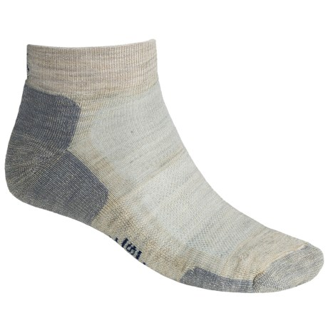SmartWool Outdoor Sport Mini Socks - Lightweight, Merino Wool (For Men and Women) in Oatmeal