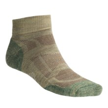 SmartWool Outdoor Sport Mini Socks - Merino Wool, Ankle (For Men) in Chino - Closeouts