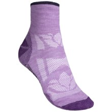 SmartWool Outdoor Sport Mini Socks - Merino Wool, Ankle (For Women) in Lilac - 2nds