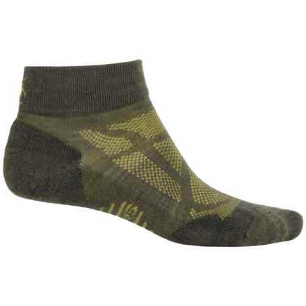 SmartWool Outdoor Sport Socks - Merino Wool, Ankle (For Men and Women) in Loden - 2nds