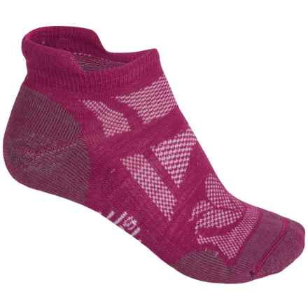 SmartWool Outdoor Sport Socks - Merino Wool, Ankle (For Women) in Berry - Closeouts