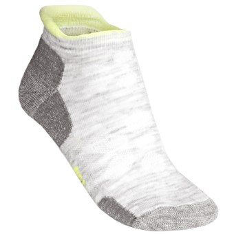SmartWool Outdoor Sport Socks - Merino Wool, Lightweight, Below Ankle (For Women) in Ash