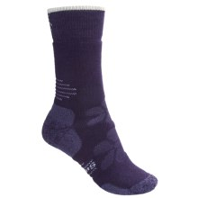 SmartWool Outdoor Sport Socks - Merino Wool, Medium Cushion, Crew (For Women) in Imperial Purple - 2nds