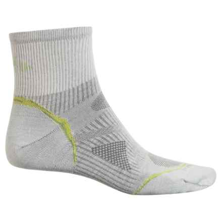 SmartWool Outdoor Sport Ultralight Socks - Merino Wool, Crew (For Men and Women) in Silver - Closeouts