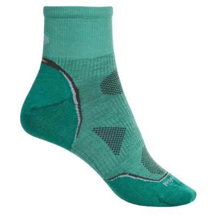 SmartWool Outdoor Ultralight Mini Socks - Merino Wool, Ankle (For Women) in Spearmint - Closeouts