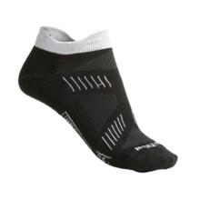 SmartWool PhD Cycling Ultra Lite Micro Socks - Merino Wool (For Women) in Black - 2nds