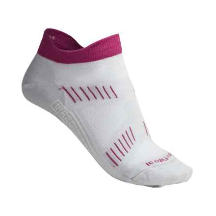 SmartWool PhD Cycling Ultra Lite Micro Socks - Merino Wool (For Women) in Silver - 2nds