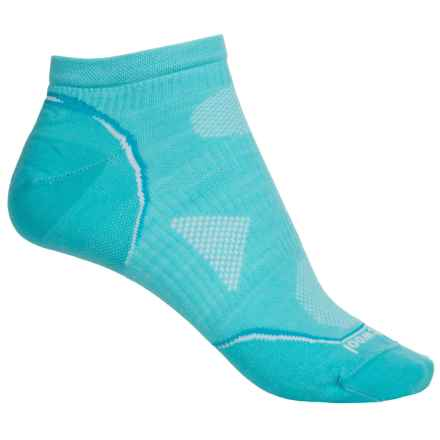 SmartWool PhD Cycling Ultralight Socks - Merino Wool, Below the Ankle (For Women) in Light Capri - Closeouts
