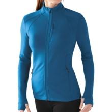 SmartWool PhD HyFi Jacket - Merino Wool (For Women) in Arctic Blue - Closeouts