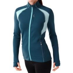 SmartWool PhD HyFi Jacket - Merino Wool (For Women) in Black