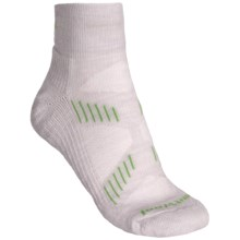 SmartWool PhD Light Running Socks - Merino Wool, (For Women) in Silver - 2nds