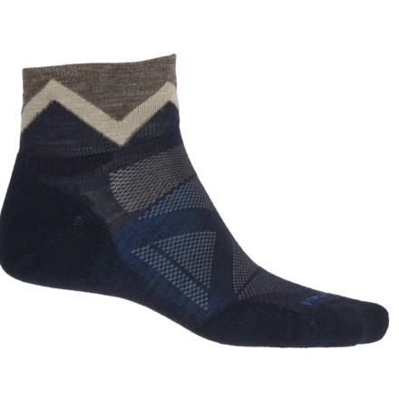 df0d4a7810d3d SmartWool PhD Outdoor Approach Mini Socks - Merino Wool, Ankle (For Men) in
