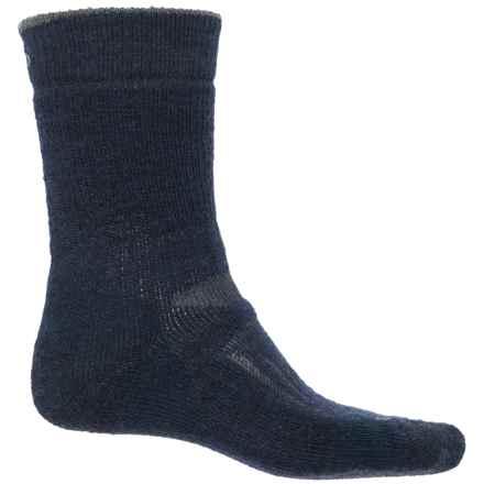 SmartWool PhD Outdoor Heavyweight Socks - Merino Wool, Crew (For Men) in Deep Navy - Closeouts