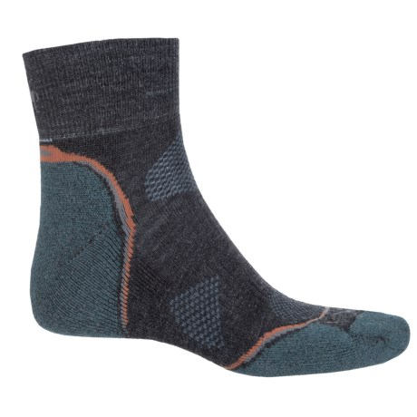 SmartWool PhD Outdoor Light Hiking Socks - Merino Wool, Ankle (For Men and Women)