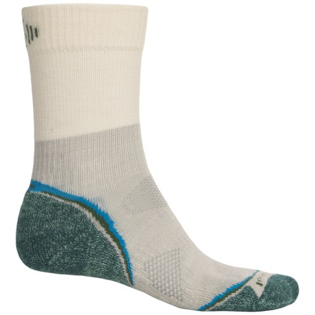 SmartWool PhD Outdoor Light Hiking Socks - Merino Wool, Crew (For Men and Women)