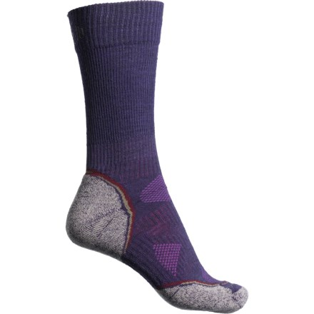 eb005b37f38dd SmartWool PhD Outdoor Light-Performance Socks - Merino Wool, Crew (For Women  in