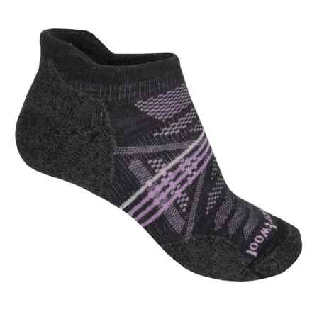 SmartWool PhD Outdoor Light Socks - Merino Wool, Below the Ankle (For Women) in Charcoal - 2nds