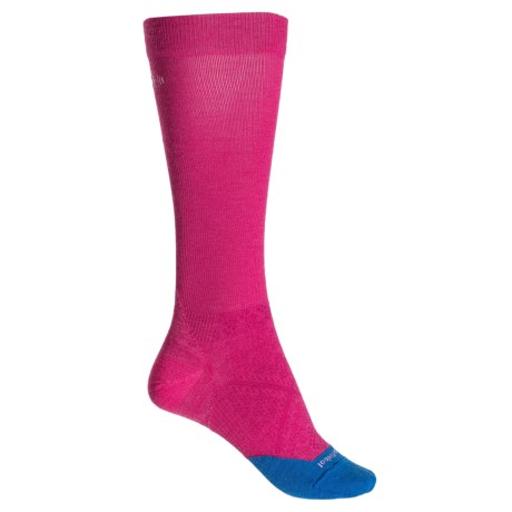 0eb5008d23 SmartWool PhD Run Graduated Compression Ultralight Socks - Merino Wool,  Over the Calf (For