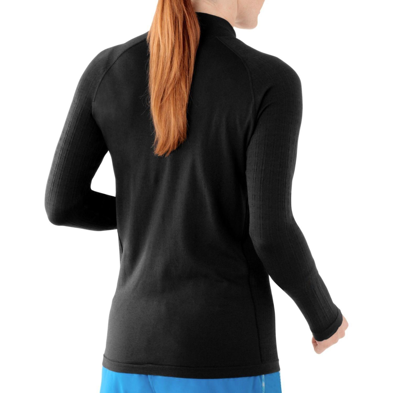 Smartwool phd run shirt for women for Merino wool shirt long sleeve